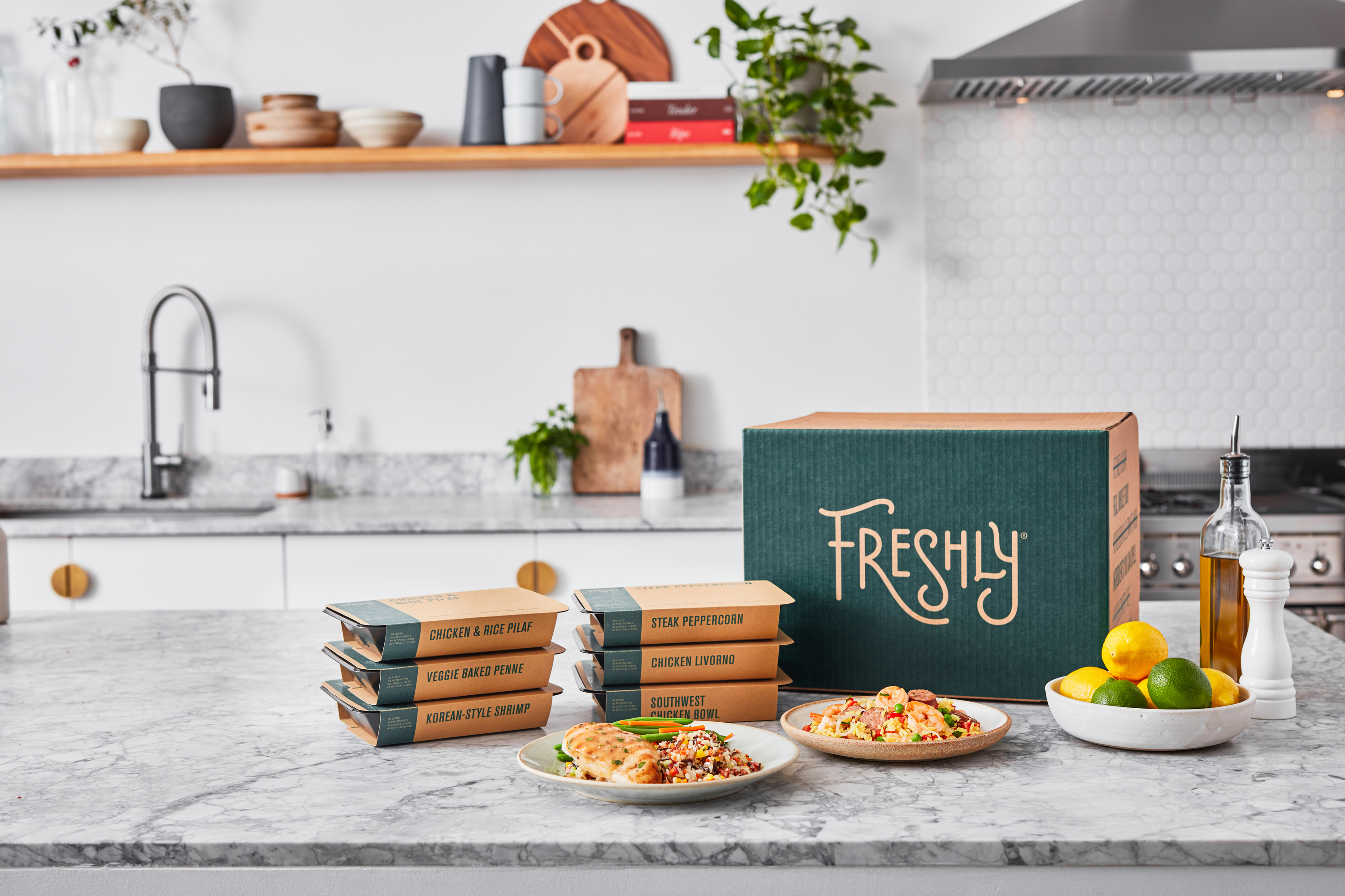 Freshly CMO Mayur Gupta discusses the meal delivery company's plans on Ad Age's 'Marketer's Brief' podcast