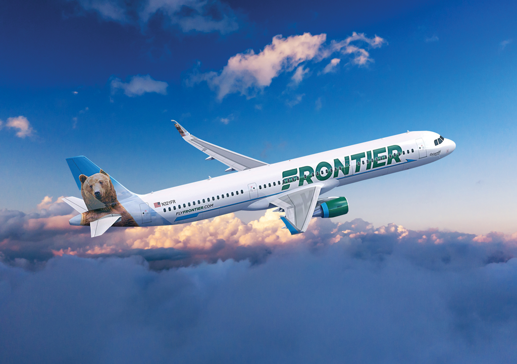 "Frontier Airlines: ""Green As Frontier"""