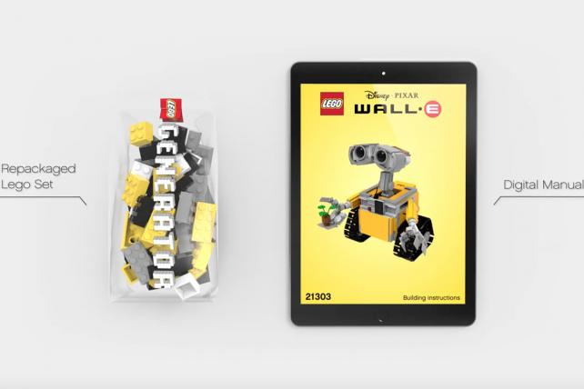 Student Projects for Ikea, Amazon and Lego Win Future Lions at Cannes