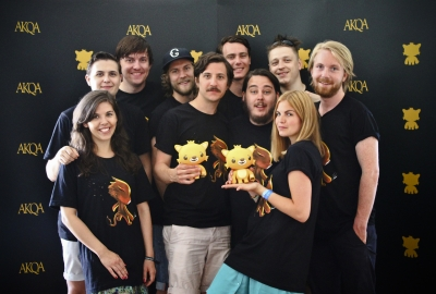 AKQA Announces Winners of Future Lions 2012