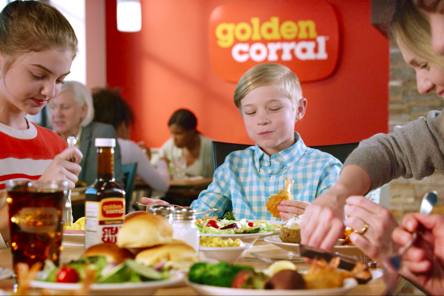 Golden Corral: The only one for everyone
