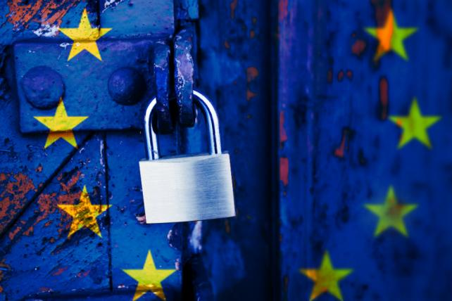 Wake-Up Call: GDPR (ICYMI, OMG, it's happening today)