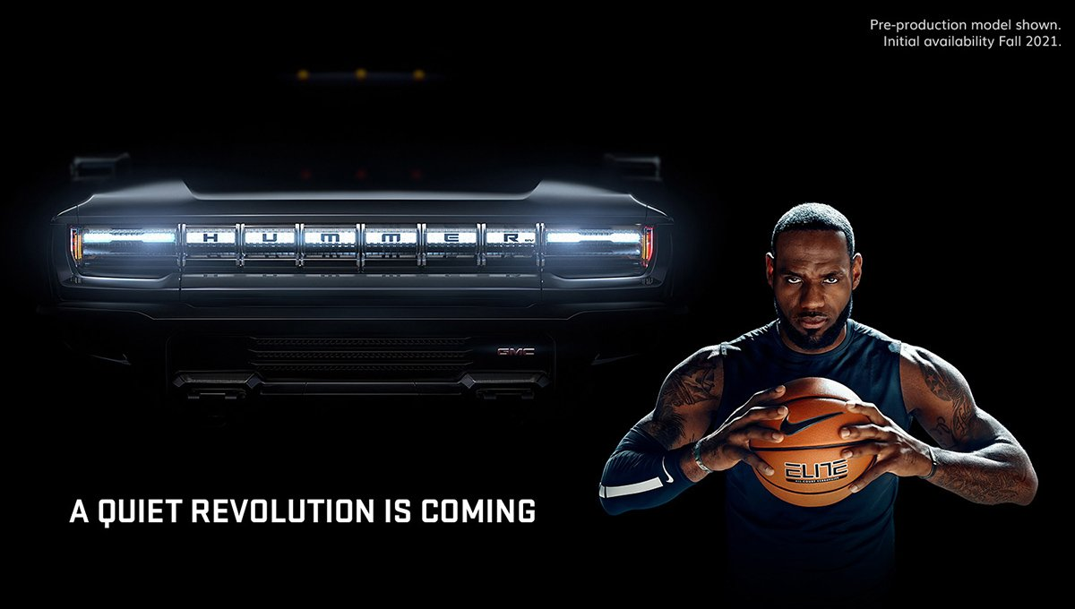 GM's ad blitz for new Hummer EV includes World Series, Twitch and NBC's 'The Voice'