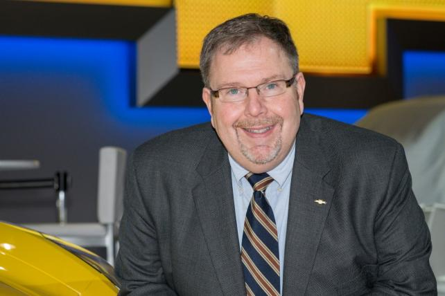 Chevy global CMO is retiring
