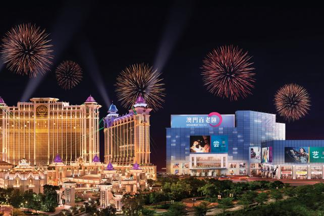 With Gaming in a Slump, Macau Resorts Branch Out