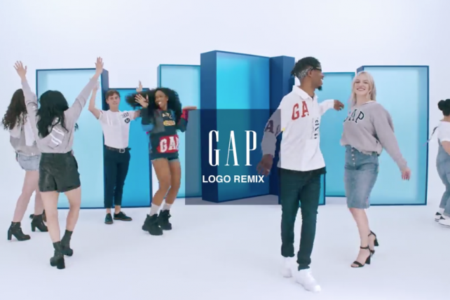 Gap Remixes with New Collection and Campaign