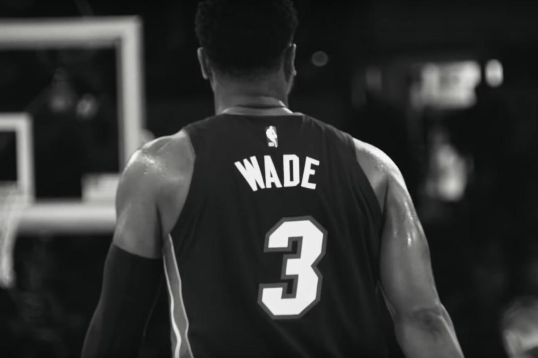 Gatorade: Dwayne Wade tribute-3 is the magic number