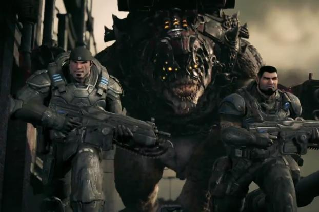 Xbox Remakes 'Mad World' Trailer to Promote 'Gears of War