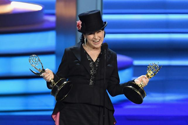 Emmys sink to a new ratings low