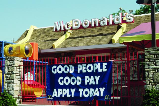 McDonald's May Leave Suburb for Oprah's Old Chicago Studio
