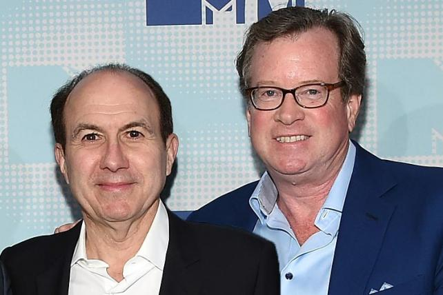 Viacom's Interim CEO to Leave