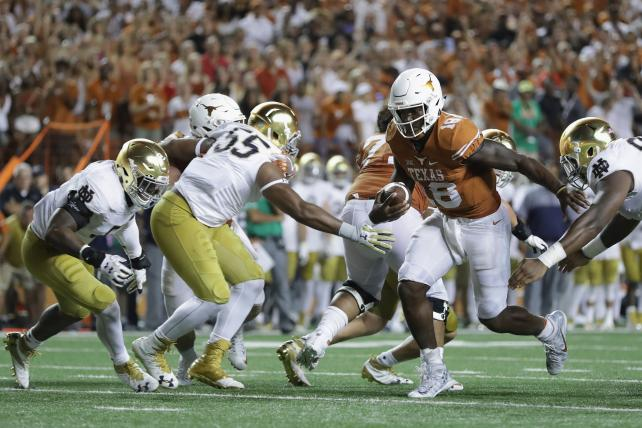 The Media Chart for Sept. 9: You Were Ready for Some Football