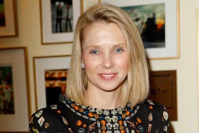 Marissa Mayer to Leave Yahoo Board After Sale to Verizon