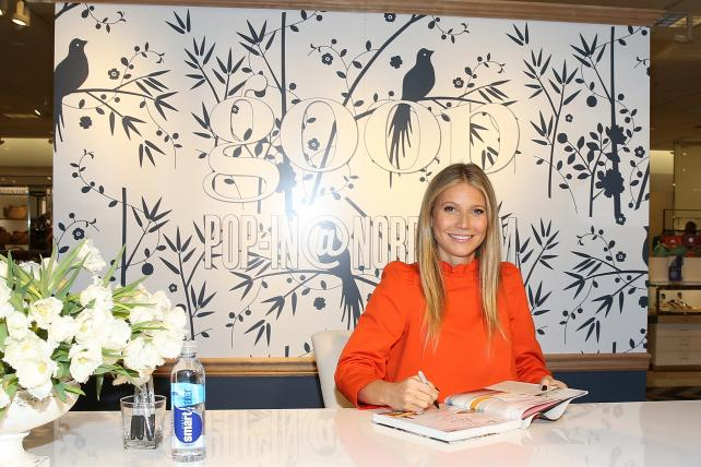 Get Your Aura Photographed: Gwyneth Paltrow Marshals Fans for Goop's First Conference