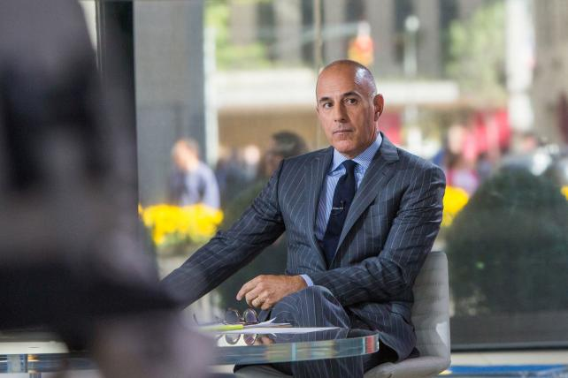 As TV Changes, Matt Lauer's Ouster Isn't the Quake It Could Have Been