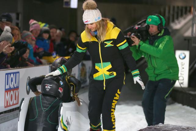Red Stripe Keeps Jamaican Bobsled Team's Dream Alive