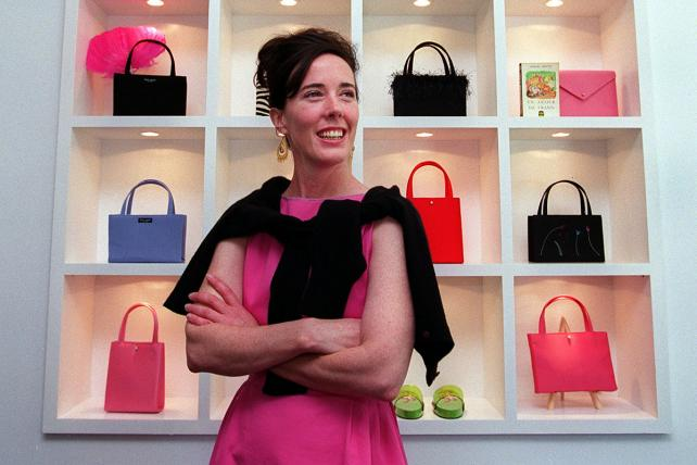 Celebrating the wit of Kate Spade, creativity visionary
