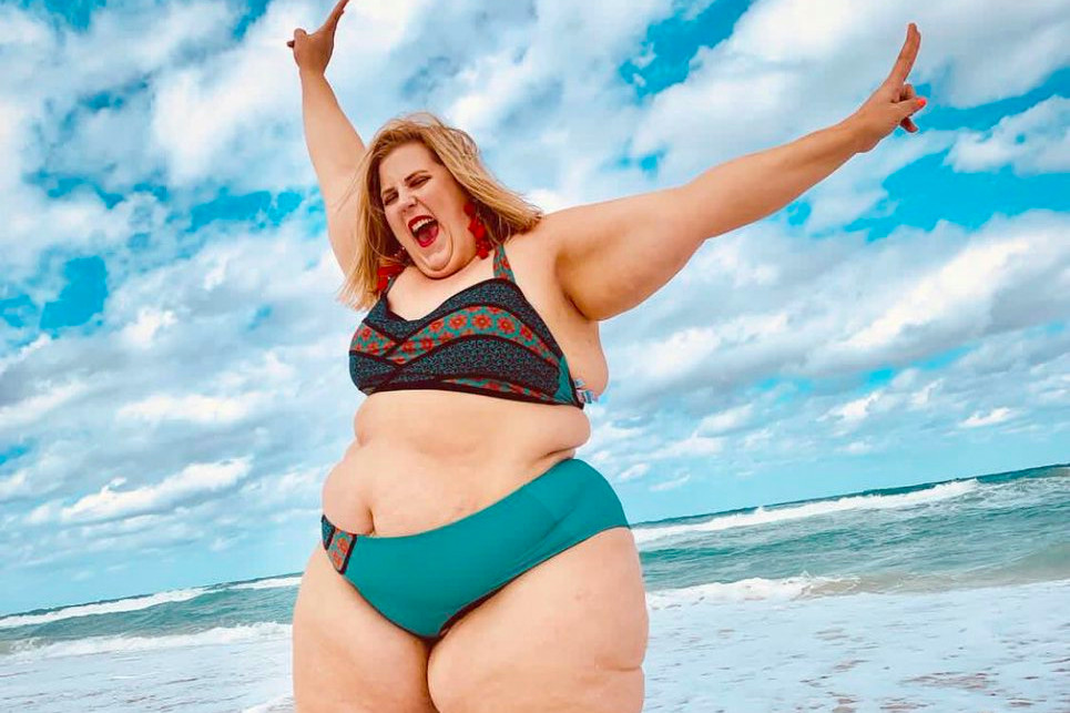 Gillette defends image of plus-size model after accusations of promoting obesity