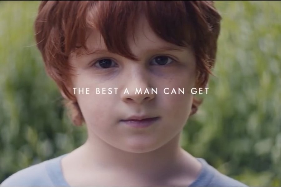 Gillette: We Believe: The Best Men Can Do