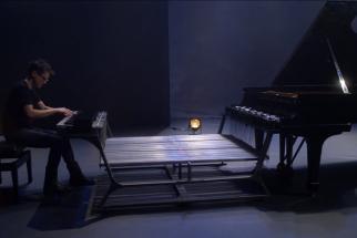 Son Lux and Gillette Razors Piano Performance