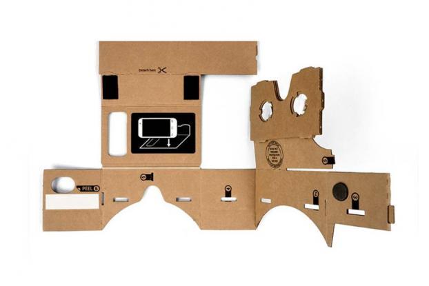 Google's Cardboard Wins Mobile Grand Prix at Cannes | AdAge