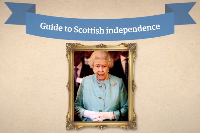 Baffled by the Scottish Independence Vote? This Witty Guardian Video Will Save the Day