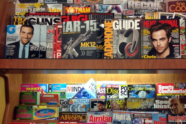 Gun Mags See Boosts in Circulation, Newsstand Sales