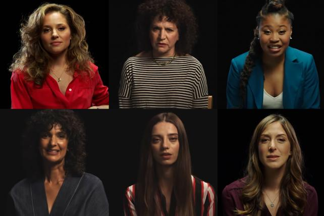 HBO showcases female diaries in exhibit for Women's History Month