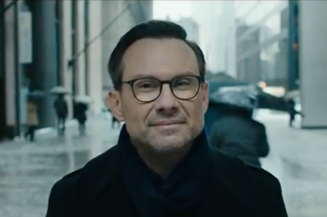 Creepy Christian Slater Hacks Your Printer in HP's 'Wolf' Campaign
