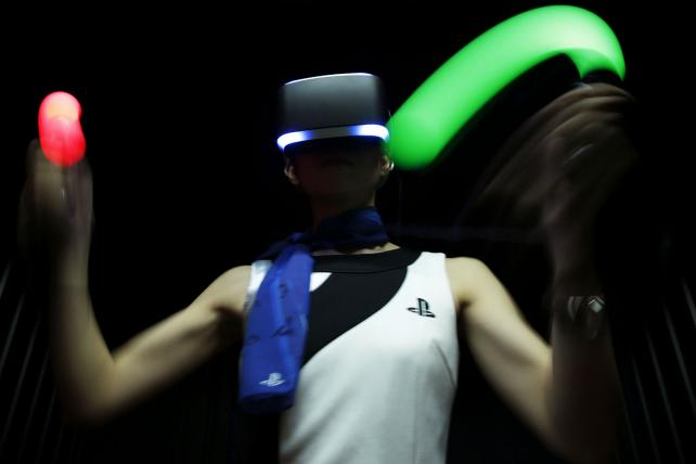 HTC Hopes to Challenge Sony, Facebook in Virtual Reality Space