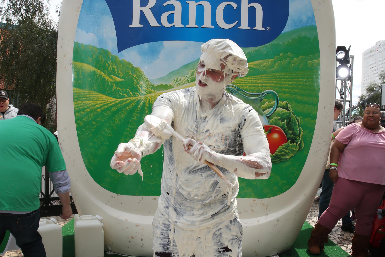 Hidden Valley Ranch: Bring Your Own Bottle