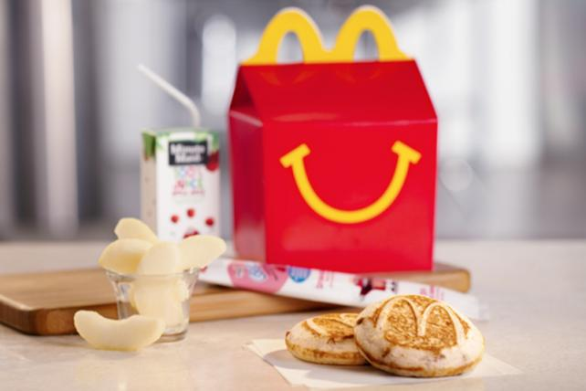 McDonald's Testing All Day Breakfast Happy Meals in Tulsa