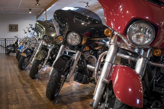 Wake-Up Call: News on Harley-Davidson, Facebook Watch