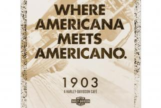 1903: A Harley-Davidson Cafe