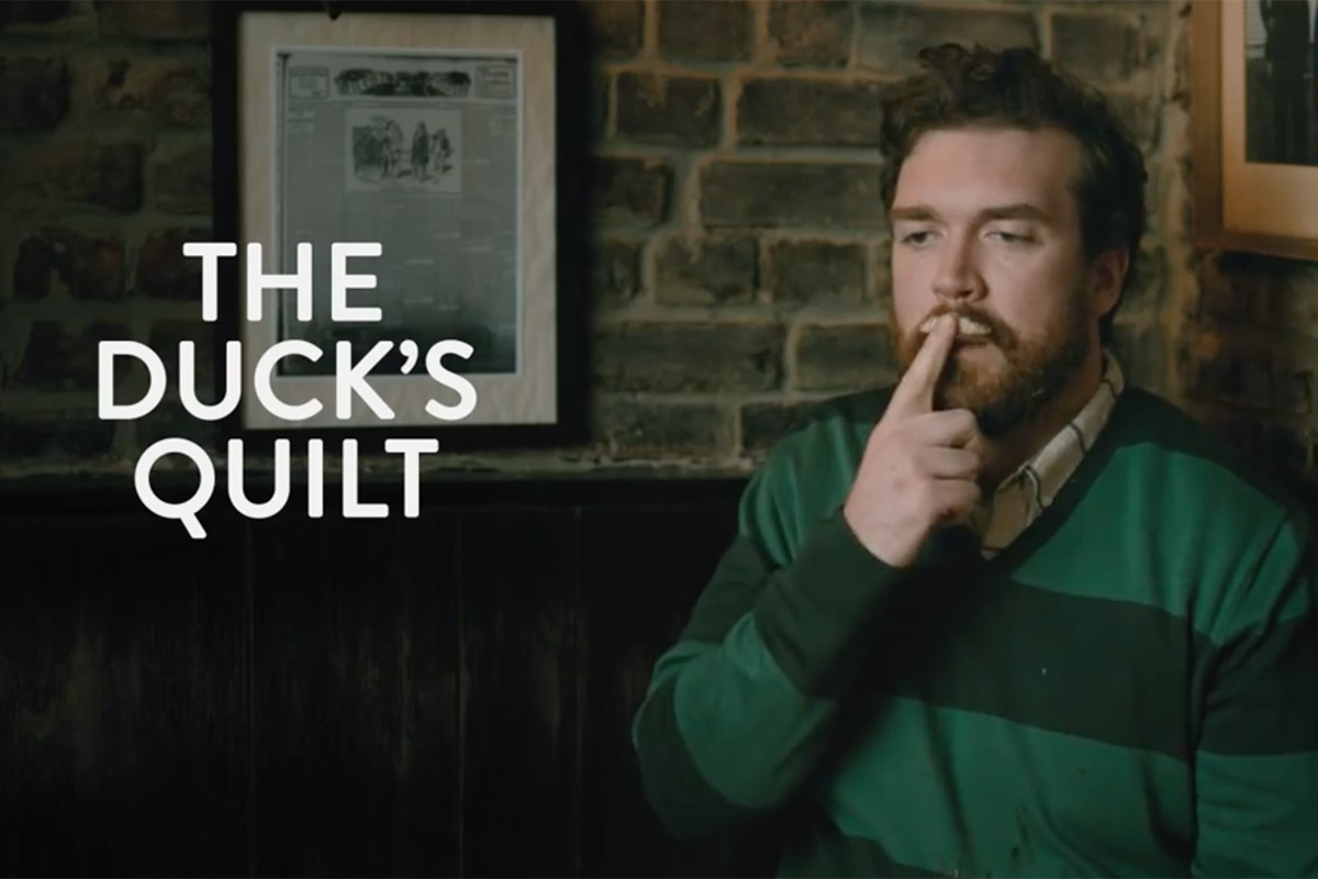 Save the Stout - Happy St. Patrick's Day From Harry's