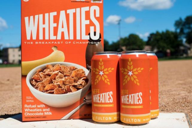 Get Ready for the Latest Craft Brew, and Your New Breakfast of Champions: Wheaties Beer