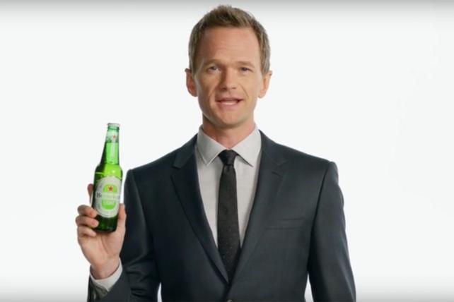 Neil Patrick Harris and a Lawyer Pitch Heineken Light