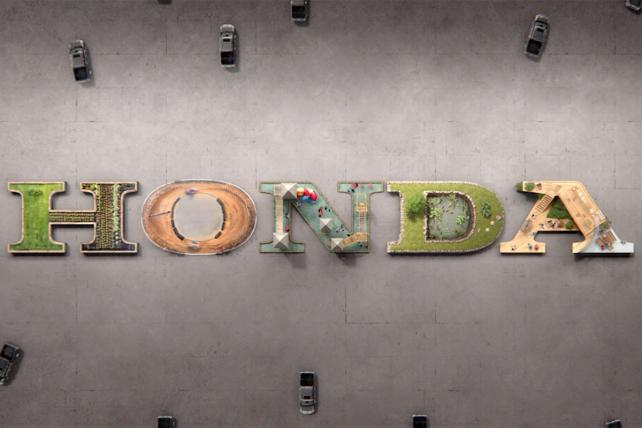 See the Ad Stop-Motion Artist Pes Created for Honda
