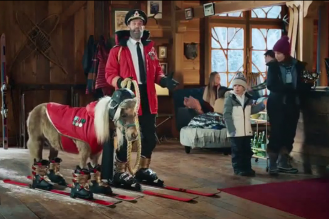 Watch new TV ads from Hotels.com, Groupon, DirecTV and more