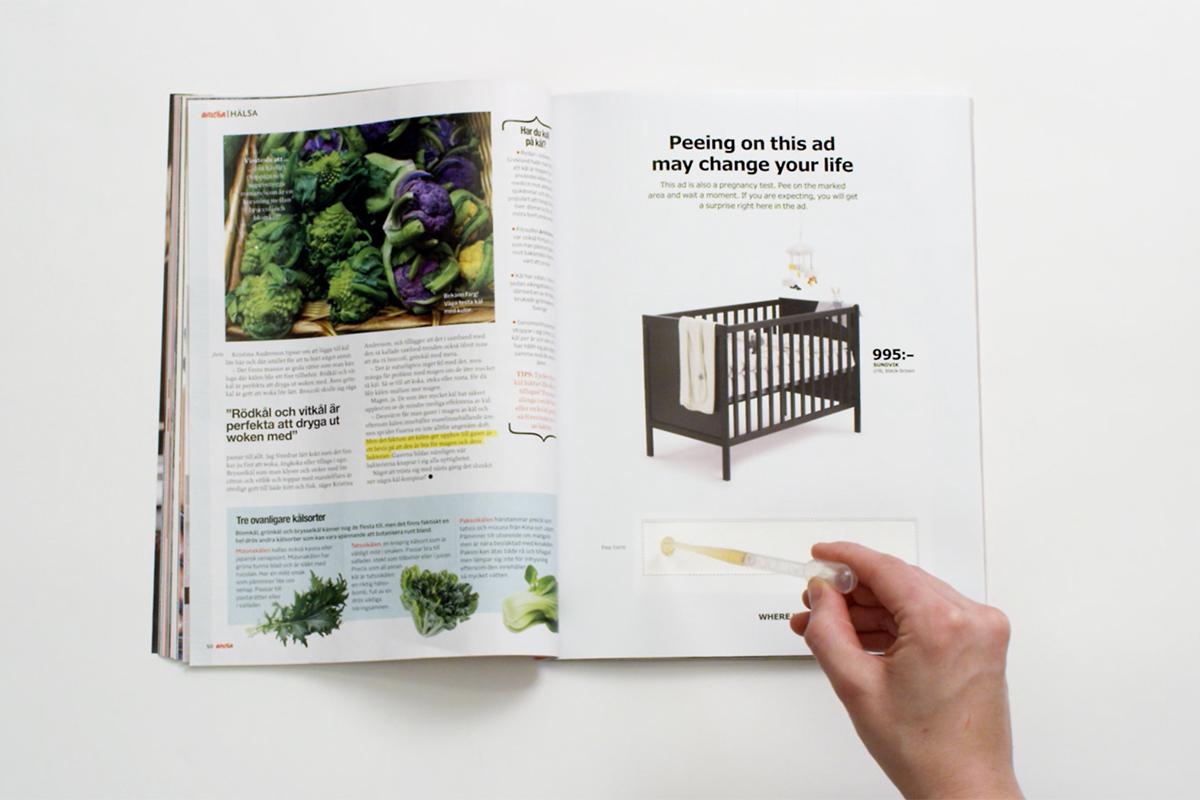 Ikea: Pee Ad
