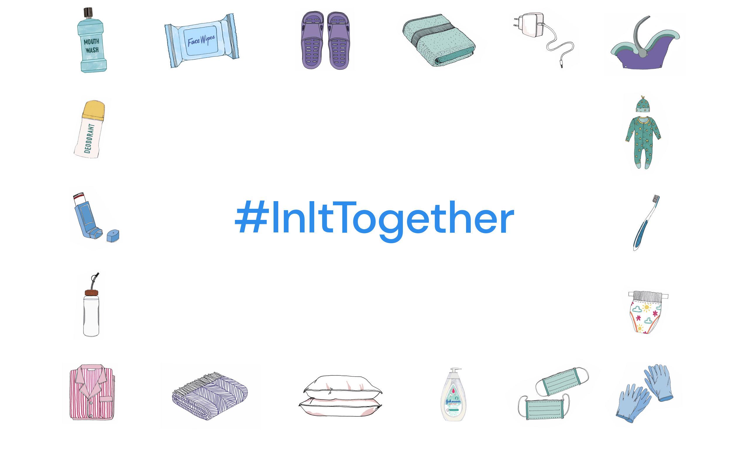 #InItTogether