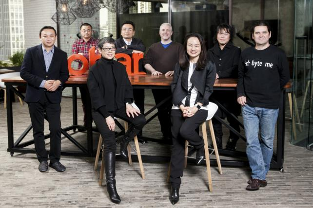 Isobar China Group is Runner-Up for 2016 International Agency of the Year