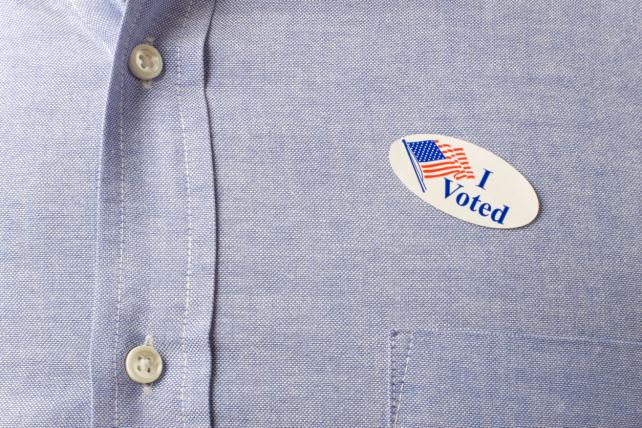 Wake-Up Call: Brands really, really want you to vote today