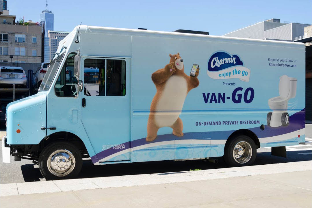 Charmin: Van-GO