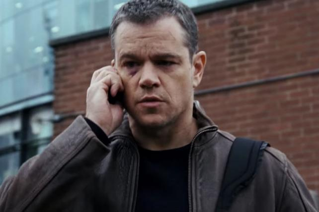 If I knew then what I know now ... I'd be more like Jason Bourne
