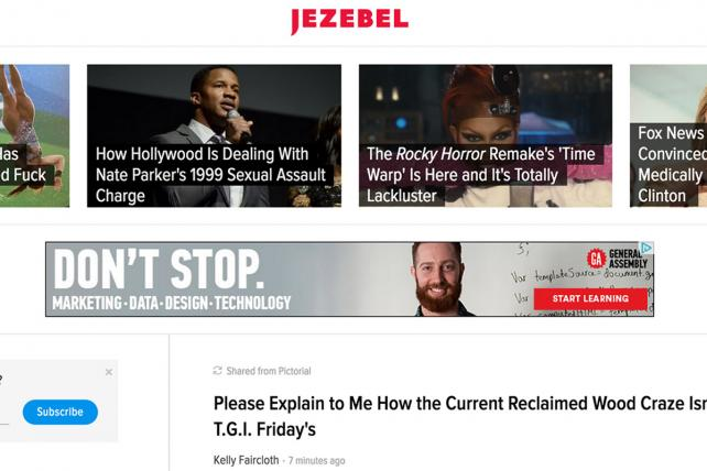 Upstart Publisher LittleThings Bids $10M in Stock For Gawker Media's Jezebel
