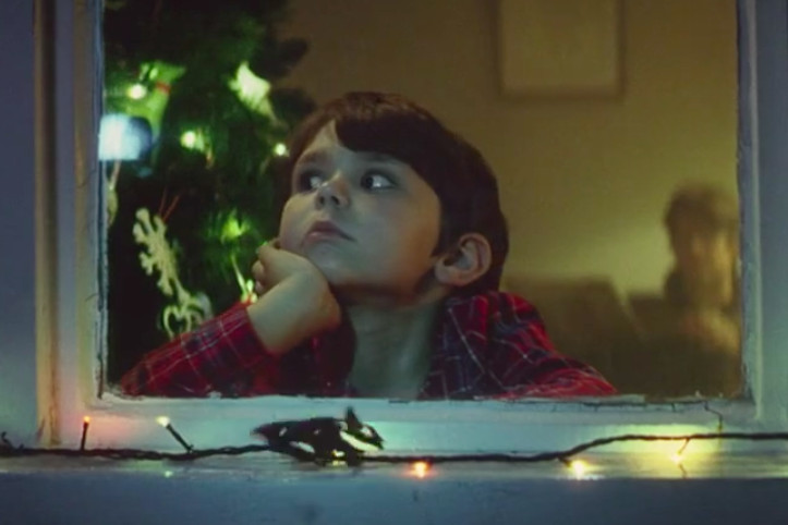 Top 10 U.K. Christmas ads of the decade
