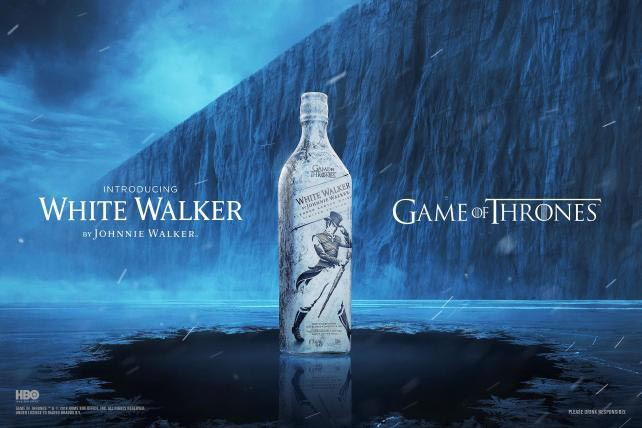 Johnnie Walker is out with 'Game of Thrones' Scotch