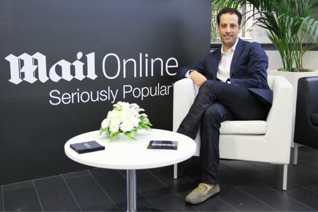 New MailOnline Exec Jon Steinberg Is Already Putting His Stamp on Ad Sales