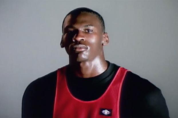 58229affa011 A Defiant Michael Jordan Returns in Resurrected Nike Ad